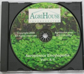 Aeroponic Encyclopedia CD